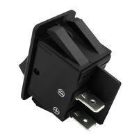 12V 20A Illuminated Face Rocker Switch